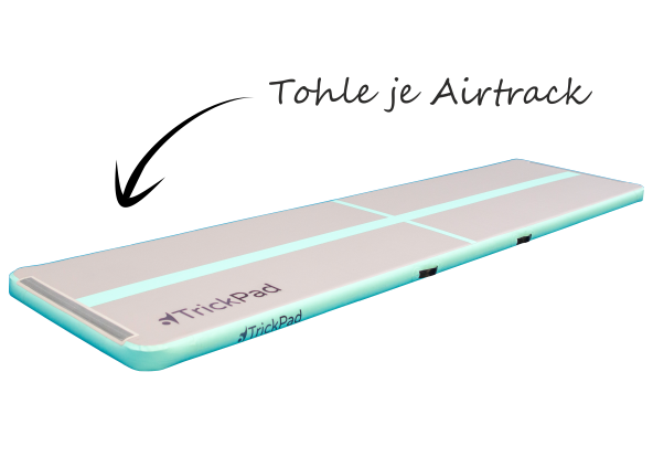 This is airtrack TrickPad